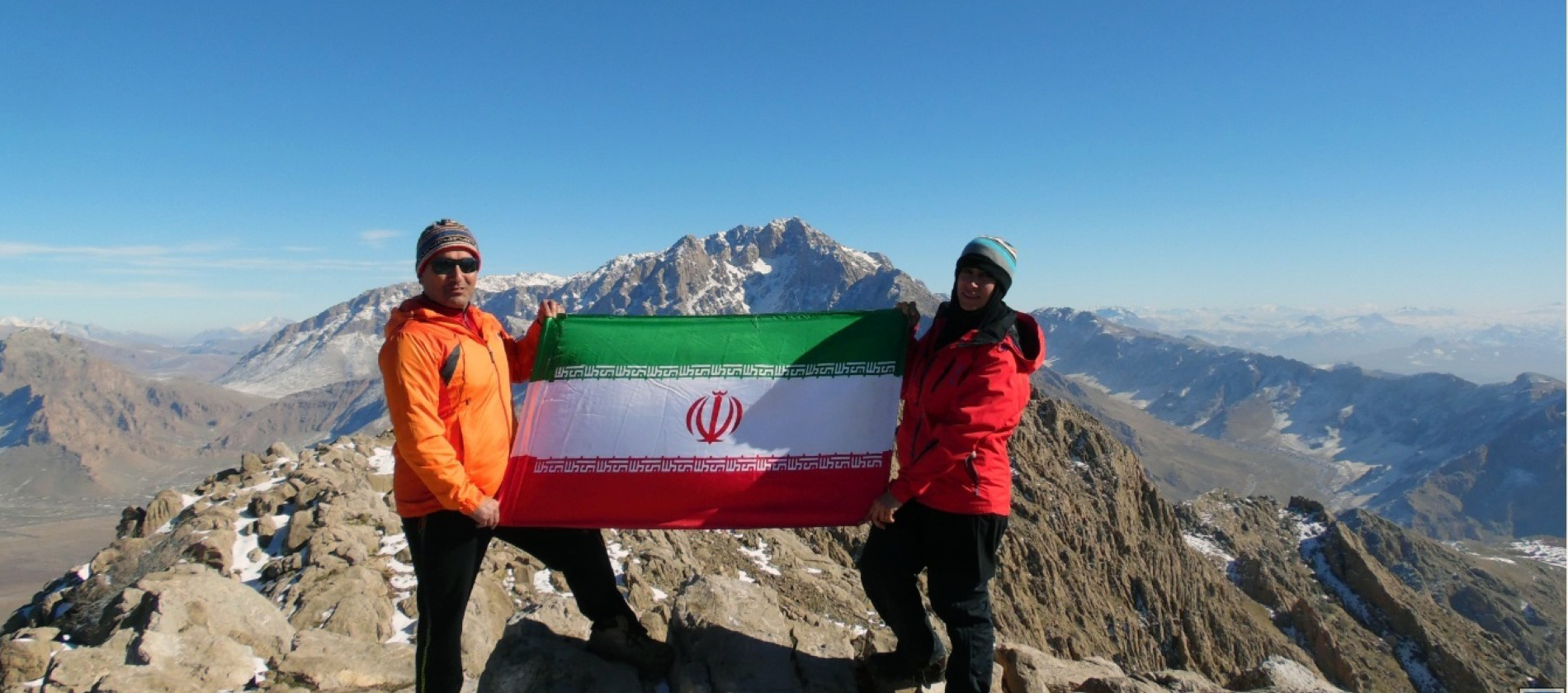 کیومرث چراغی – ورزشکار و کوهنورد کرمانشاهی