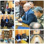 انعقاد تفاهم نامه همکاری مشترک بین هلال احمر و فرماندهی منطقه غرب ارتش