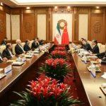 رایزنی برجامی وزاری خارجه ایران و چین در پکن +عکس