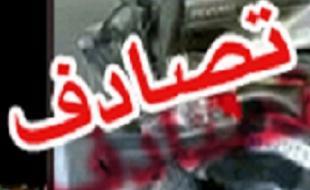 حادثه رانندگی در جاده ماهیدشت ۳ نفر را به کام مرگ برد