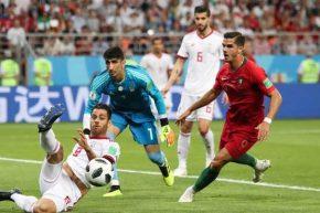 بیرانوند در رده نهم بهترین دروازهبانهای جام جهانی +عکس
