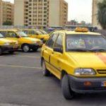 ابلاغ افزایش ۱۳ درصدی نرخ کرایه تاکسی در کرمانشاه از امروز +نرخنامه جدید