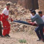 اعزام ۲۰تیم امدادی به مناطق زلزلهزده/افزایش آمارمصدومین به ۶۰ تن