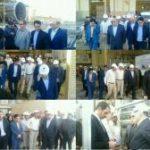 بازدید استاندار کرمانشاه از کارخانههای تولیدی در اسلام آبادغرب+تصاویر
