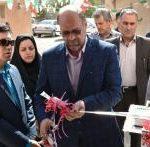 افتتاح ۶ طرح در اسلام آباد غرب+تصاویر
