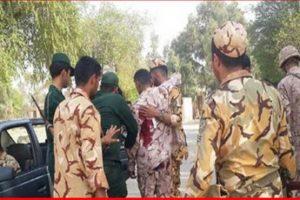 شهید شدن ۲۵ نفر در حمله تروریستی اهواز