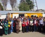 برگزاری مانور آمادگی بحران در بیمارستان اسلام آبادغرب+تصاویر