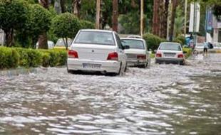 باران تا آخر هفته مهمان کرمانشاه است /هشدار آبگرفتگی معابر