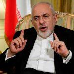 ظریف: تهدید را تحمل نمیکنیم