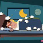تاثیر کمبود ویتامین روی خواب متعادل