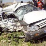 خطای انسانی عمدهترین علت تصادفات در جادههای کرمانشاه