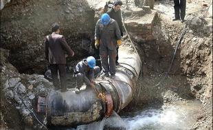 ۲۵۰۰کیلومتر از شبکه آبرسانی روستایی کرمانشاه فرسوده است