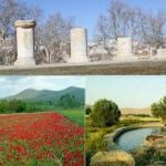 «فش» بهشت گمشده غرب ایران /تفرجگاهی زیبا در قلب زاگرس
