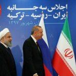 سه پرونده مهم محور مذاکرات رؤسای جمهور روسیه، ترکیه و ایران