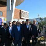 انتقاد وزیر راه از سرعت پایین قطار و پایانه مرزی پرویزخان