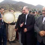 مردم اورامانات در زلزله در قدردانی از ملت ایران پیشتاز بودند