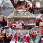 برگزاری دوره آموزشی امداد و نجات نوروزی در هلال احمر اسلام آبادغرب