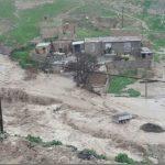 یک روستا در گیلانغرب بهدلیل خطر رانش زمین تخلیه شد