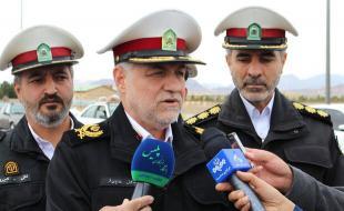 اعلام استانهای دارای بیشترین سوانح رانندگی در تعطیلات نوروز