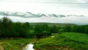 طبیعت زیبای کفراور-گیلانغرب ، عکاس: مسعود رشیدی