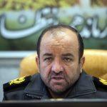 ۳۸۷ گشت پلیس امنیت مسافران نوروزی را تامین می کند