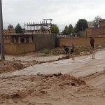 سیلاب ۱۰ میلیارد تومان خسارت به قصرشیرین وارد کرد