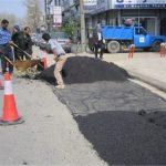 اعتبار تخصیص یافته برای لکهگیری جادههای کرمانشاه ۵ درصد اعتبار مورد نیاز است