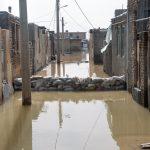 خسارت سیل در شهرستان دالاهو ۱۴۲ میلیارد تومان برآورد شد