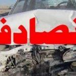تصادف در محور حمیل ۵ کشته و زخمی بر جا گذاشت