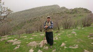 همایون رشیدی – فعال محیط زیست و منابع طبیعی