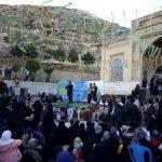 برگزاری جشن بزرگ نیمه شعبان در شهرستان اسلام آباد غرب+تصاویر