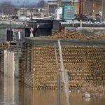 تعداد واحدهای تخریبی سیل کرمانشاه به ۲۱۸۵ واحد افزایش یافت