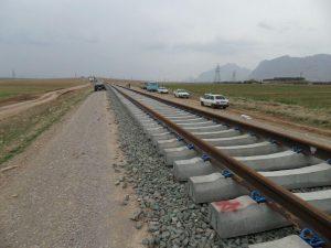 پیشرفت ۶۵ درصدی زیرسازی پروژه راهآهن کرمانشاه- اسلامآبادغرب