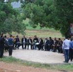 عملیات آماده سازی محل جدید روستای گوراجوب دالاهو آغاز شد