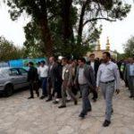 جشنواره اولین روستای سالم در شهرستان اسلام آبادغرب برگزار شد+تصاویر