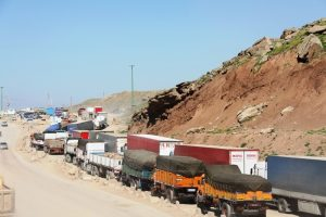 مشکلات تخلیه و بارگیری, صادرات از مرز سومار را متوقف کرده است