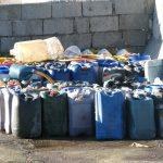 ۲ هزار لیتر سوخت قاچاق در گیلانغرب کشف شد