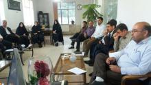 برگزاری جلسه نظام صنفی کشاورزی در اسلام آبادغرب/تأکید بر دفاع از حقوق کشاورزان