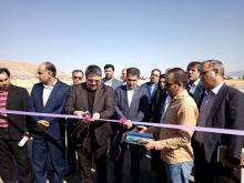 افتتاح راه دسترسی مسکن مهر اسلام آبادغرب+تصاویر