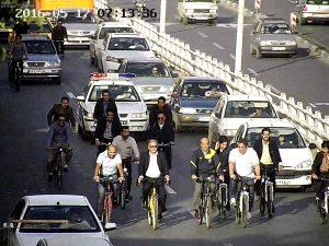 طرح سهشنبههای بدون خودرو در کرمانشاه اجرا میشود