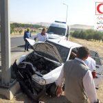 حادثه رانندگی امروز هفت نفر را مصدوم کرد!