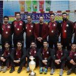 حضور تیم زاگرس در رقابتهای آسیایی/شرط میزبانی اسلامآباد غرب در مسابقات