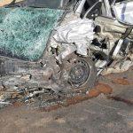 تصادف مرگبار در محور روانسر – پاوه