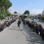 مراسم سوگواری و عزاداری به مناسبت شهادت امام رضا (ع) در اسلام آبادغرب