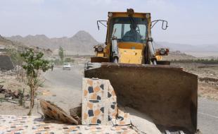 راههای کرمانشاه در قُرق جادهخواران/ کشف ۲۰۲ مورد تعرض به جادهها