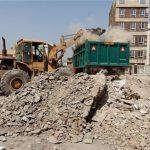 انباشت ۴۰ میلیون تن نخاله ساختمانی در اطراف کرمانشاه؛ نخالهها عرصه را بر زندگی شهری تنگ کرده است