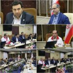 برگزاری یکصد و نود و پنجمین جلسه شورای معاونان جمعیت هلالاحمر