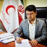 ارسال مرحله دوم کمک های اهدایی مردم به مناطق سیل زده توسط جمعیت هلال احمر استان کرمانشاه
