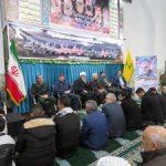 مراسم بزرگداشت سردار شهید سپهبد قاسم سلیمانی در اسلام آبادغرب برگزار شد