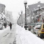 سرما و یخبندان مدارس کرمانشاه را به تعطیلی کشاند